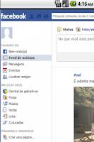 Screenshot of Chrome PC Emulator