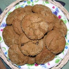 Soft Molasses Cookies I