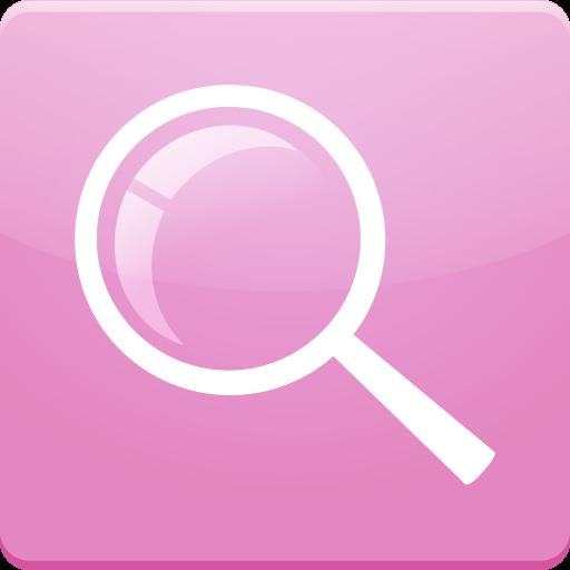 구글 ™에 핑크 검색 工具 App LOGO-硬是要APP