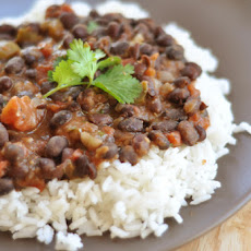 Classic and Simple: Black Beans and Rice