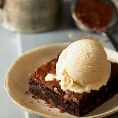 Brownie Bowl Sundaes