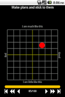 Screenshot of Personality MD: Self Test