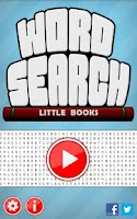 Screenshot of Word Search Little Books