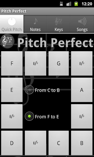 Pitch Perfect License