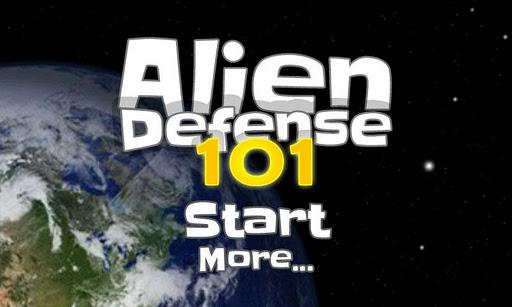 エイリアン防衛101