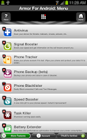 Screenshot of Armor for Android™ Antivirus