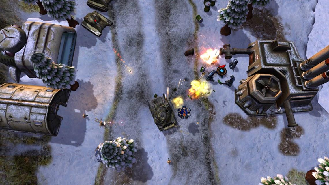 Assault Heroes 2