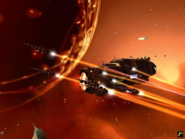 "Homeworld remasters to look ""unbelievable"" in 4K"