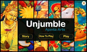 Screenshot of Unjumble -  India's Top Arts