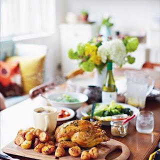 Roast Chicken Frozen Vegetables Recipes