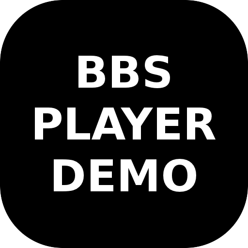 BBS Player Demo LOGO-APP點子