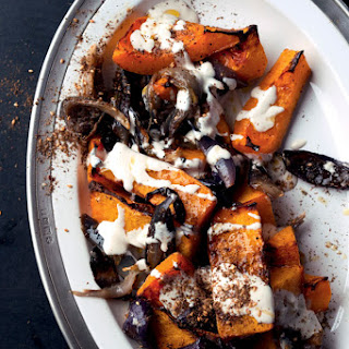 Yotam Ottolenghi's Roasted Butternut Squash