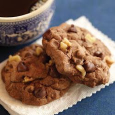 Chewy Brownie Cookies from Crisco® Baking Sticks