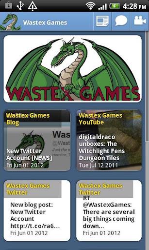 Wastex Games News