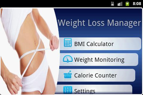 My Weight Loss Manager