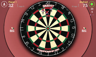 Screenshot of Smart Darts Pro