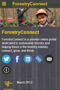 ForestryConnect - screenshot