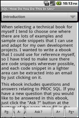 SQL: Do This in SAS