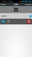 Screenshot of Volume Control +