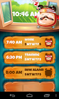Screenshot of Kamikaze Jigsaw Puzzle Alarm