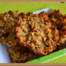 Fruit and Oatmeal Cookies