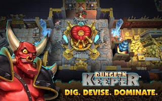 Screenshot of Dungeon Keeper