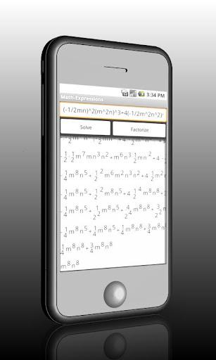 Math - Expressions Pro