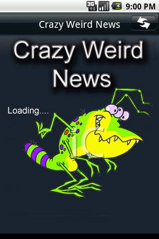 Crazy Weird News