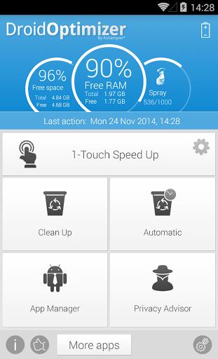 ottimizzazione android