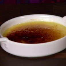 Cinnamon and Orange Creme Brulee