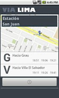Screenshot of Via Lima