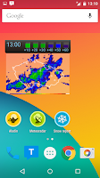 Screenshot of Meteor (Weather) » Meteoradar