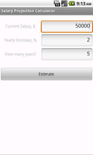 Salary Calculator