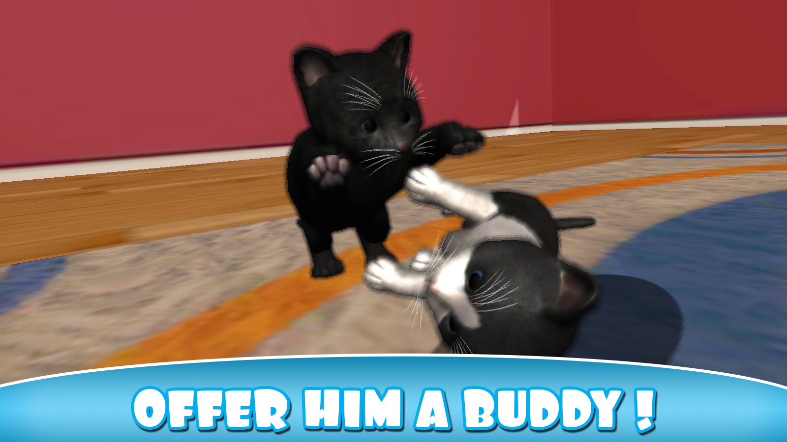 Daily Kitten : virtual cat pet Screenshot 4