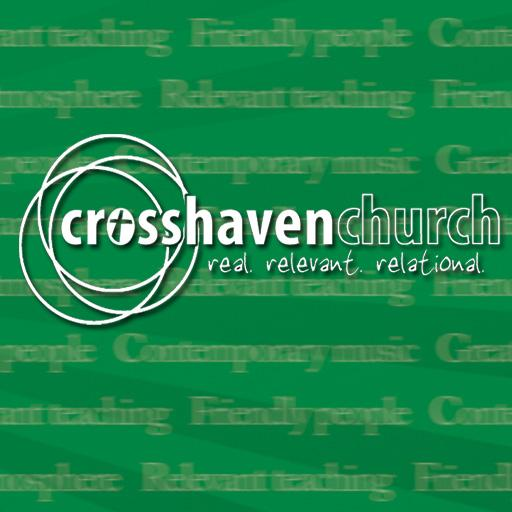 CrossHaven Church Mobile App LOGO-APP點子
