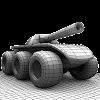 Six Wheels and a Gun