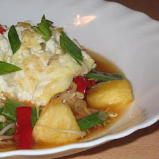Barbecued Sweet and Sour Blue - Eye Cod