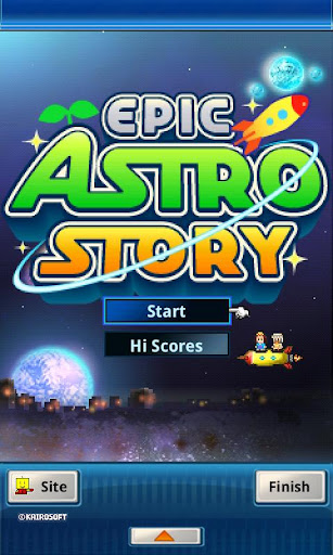 Epic Astro Story - screenshot