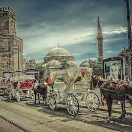 Kaleiçi Antalya by Mustafa Korucu - City,  Street & Park  Street Scenes ( kaleiçi antalya )