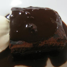 Old-Fashioned Chocolate Pudding Cake