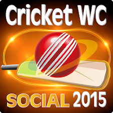 Cricket WorldCup Social 2015
