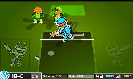 SUPER CRICKET PRO - screenshot
