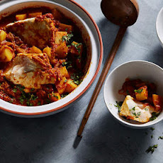 Indian-spiced Fish And Potato Curry