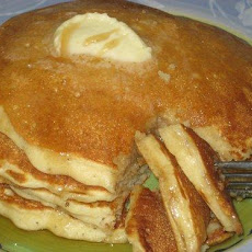 Fluffy Buttermilk Pancake Base Recipe