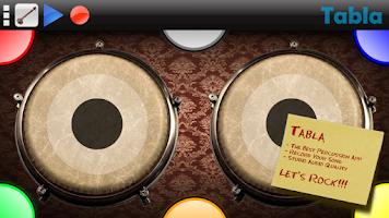 Screenshot of Tabla