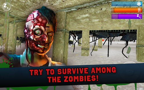 Zombie Age 3D 2016 - screenshot