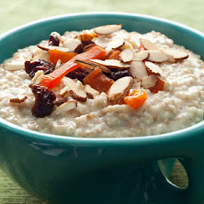 Slow Cooker Steel-Cut Oatmeal