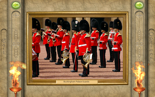 Screenshot of FlipPix Jigsaw - Great Britain