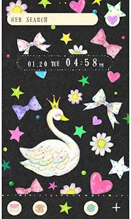 ★FREE THEMES★Swan Princess - screenshot
