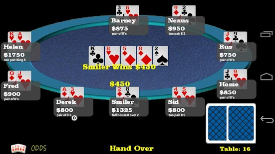 free download poker games for blackberry